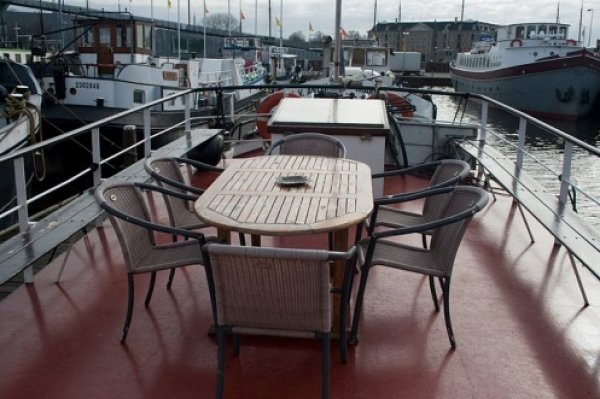 Passenger Ship Avanti, Amsterdam