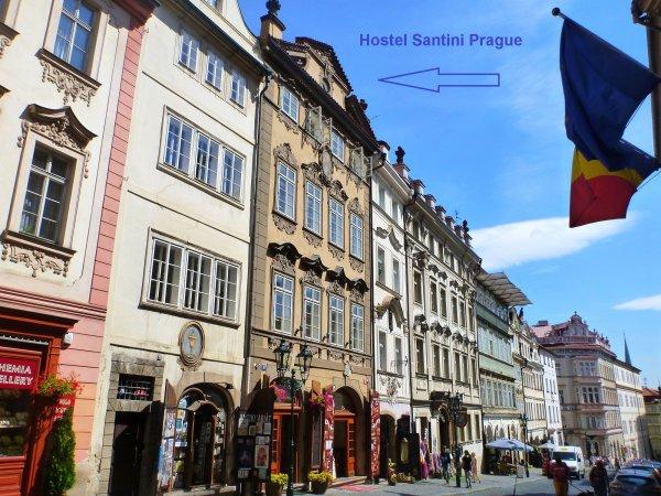 Hostel Santini Prague, Praha