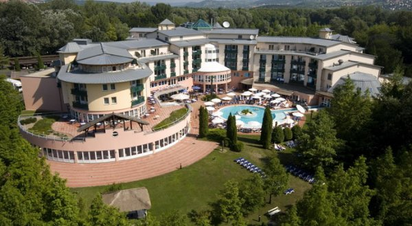 Lotus Hotel and Spa- Heviz, Heviz