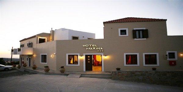 Marina Hotel Crete, Rethymno