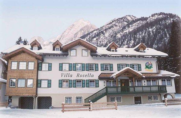 Hotel Villa Rosella, Canazei