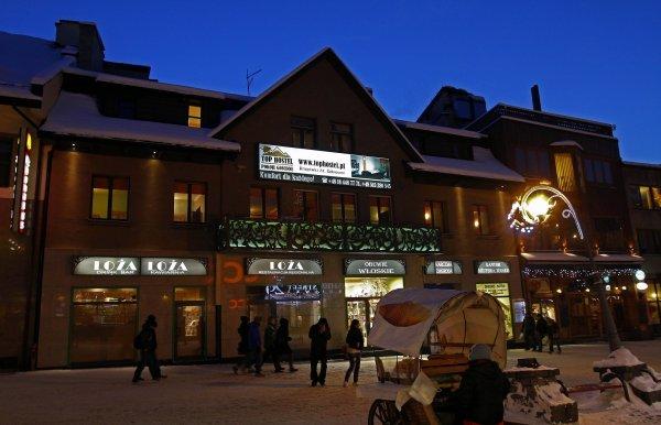 Top Hostel, Zakopane