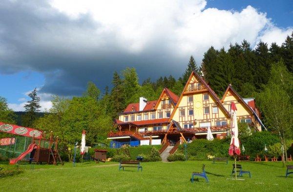 Penzion Slunicko, Ostravice