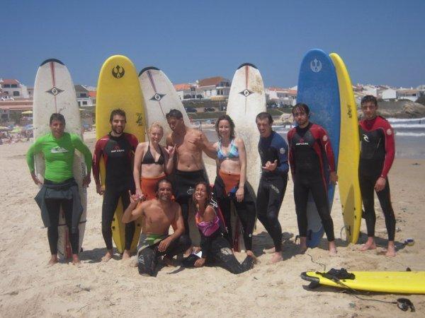 Surfer's Bay, Peniche