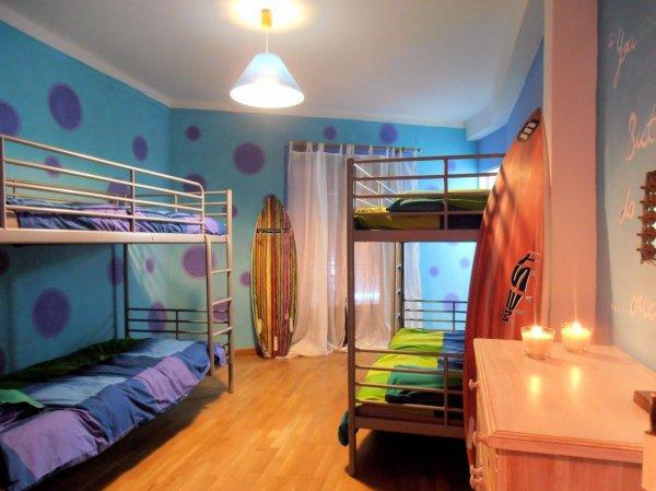 Ericeira Surf Camp Hostel, Эрисейра