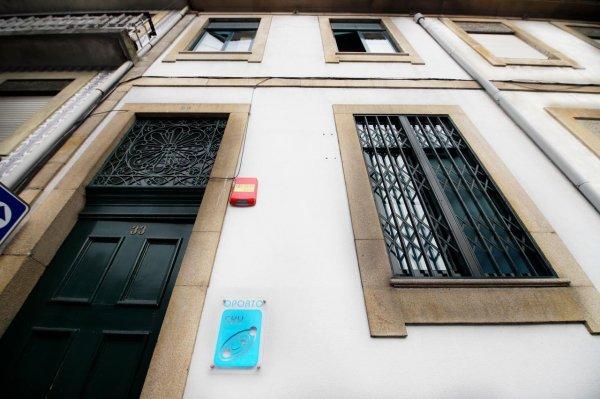 Oporto Sky Hostel, Porto