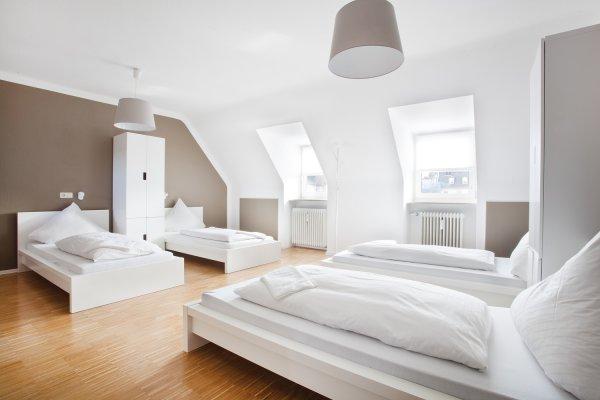 Five Reasons Hostel, Niurnbergas