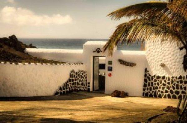 El Caleton del Golfo, Lanzarote