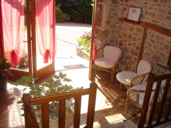 Chambres d'Hôtes Jolivet, La Clayette (Chatenay)