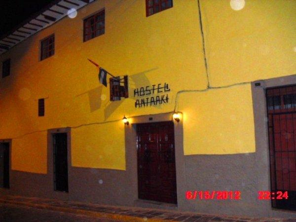 Hostal Antarki, Cusco