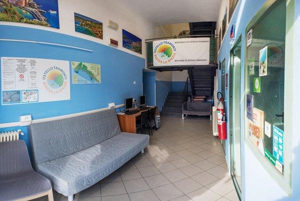 Ostello Tramonti, Cinque Terre