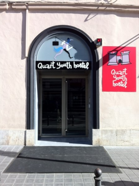 Quart Youth Hostel, Valencija