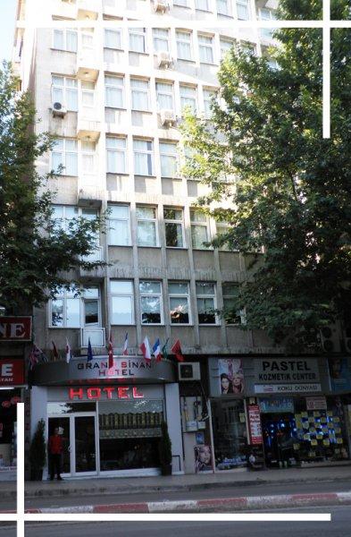Grand Sinan Hotel, Malatya
