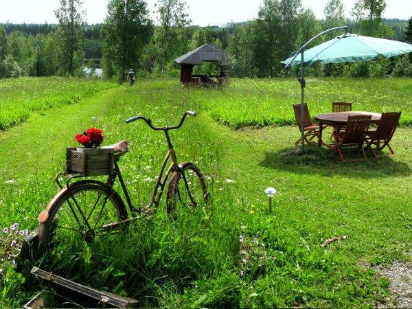 Art Village Rajan Loma, Joensuu
