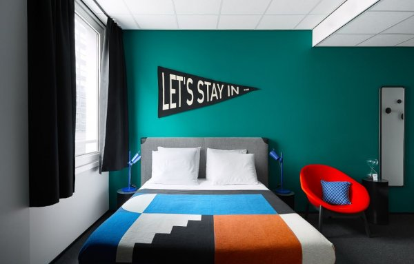 The Student Hotel Rotterdam, Ротердам