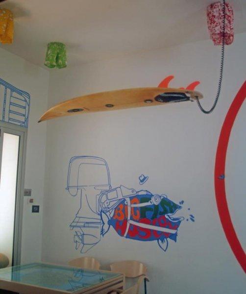 Big Fish Hostel Las Palmas, Las Palmas de Gran Canaria