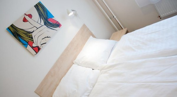 Hostel Florenc, Prague