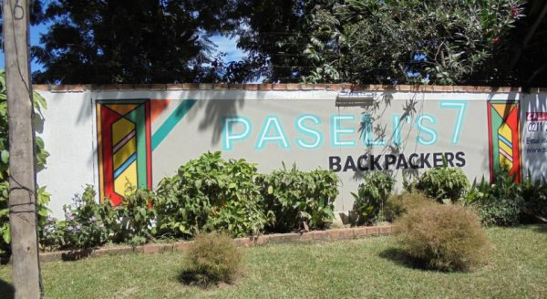 Paseli Backpackers, Lusaka