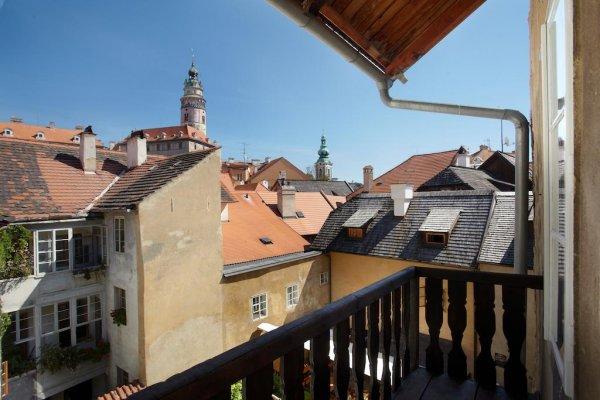 Residence Muzeum Vltavínu, Cesky Krumlov