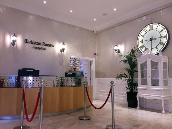 Barkston Rooms, लंदन