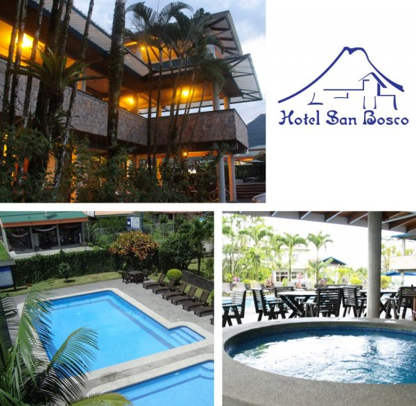 San Bosco Inn, La Fortuna