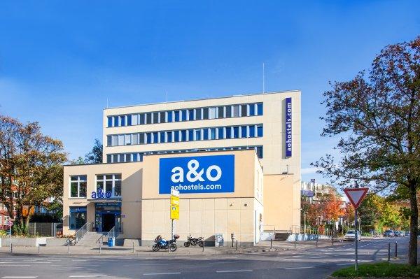 A&O Aachen Hauptbahnhof, 阿亨(Aachen)
