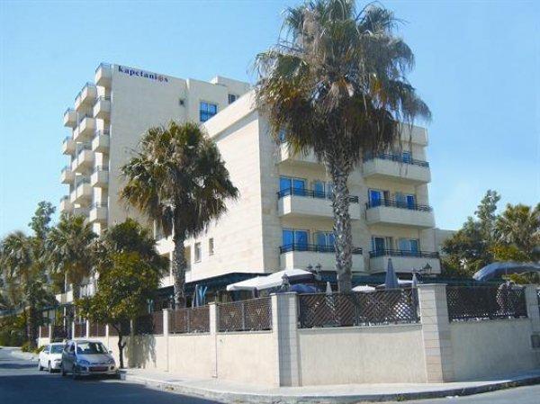 Kapetanios Hotel, Limassol