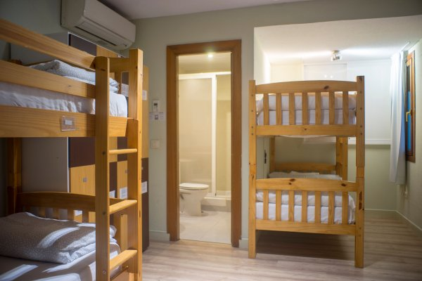 Mad4you Hostel, Madrid