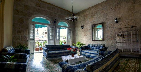 Casa Karlita, Хавана