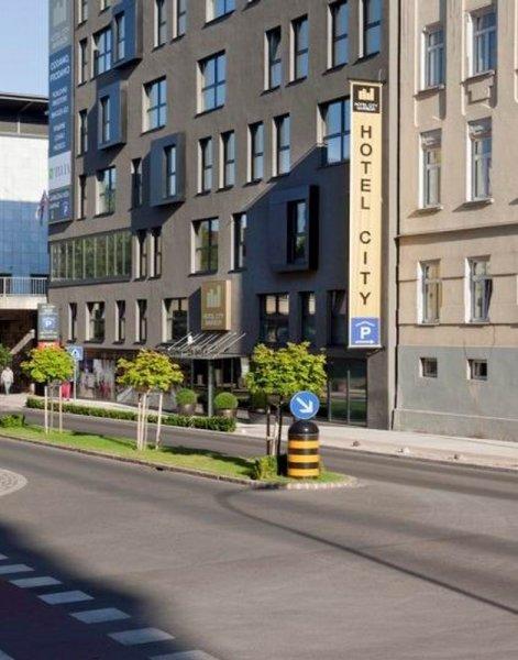 City Hotel, Maribor