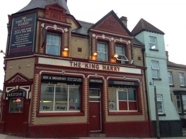 The King Harry Bar and Hostel, Liverpool