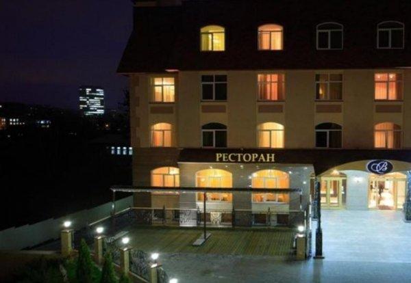 Victoria Hotel , Járkov