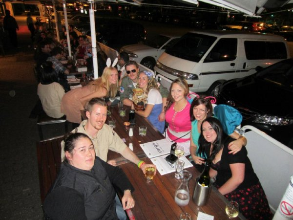 Tassie Backpackers, Hobart