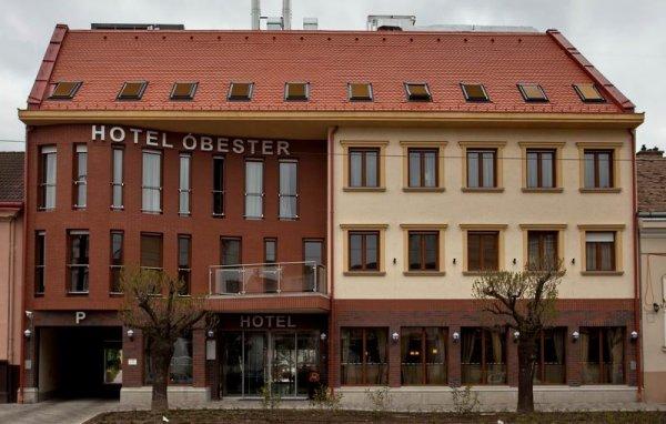 Obester Hotel, Debrecen