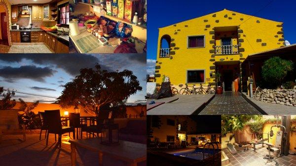 Los Amigos Hostel, Tenerife Island