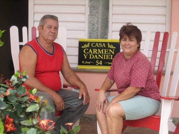 Casa Carmen y Daniel, 比尼亚莱斯