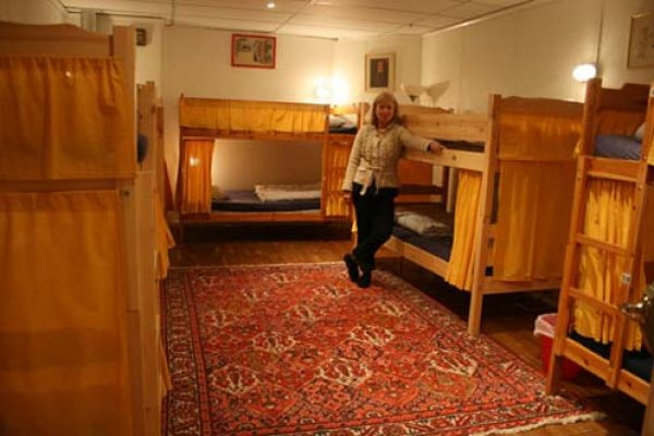 Hostel BnB, Estocolmo