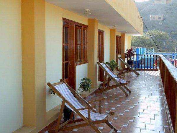 Gran Hotel Mancora, Máncora