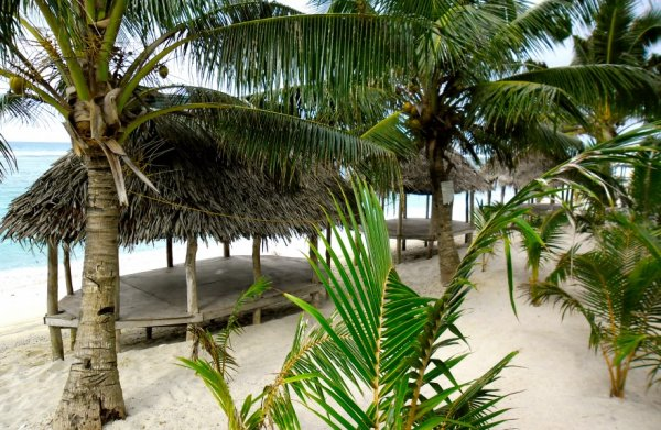 Faofao Beach Fales Hostel In Apaga