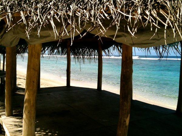 FaoFao Beach Fales, Saleapaga