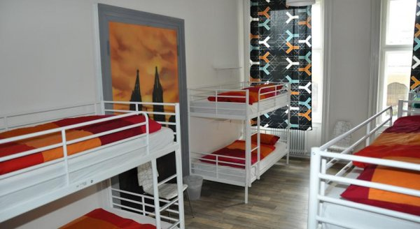 Hostel One Home, Prag