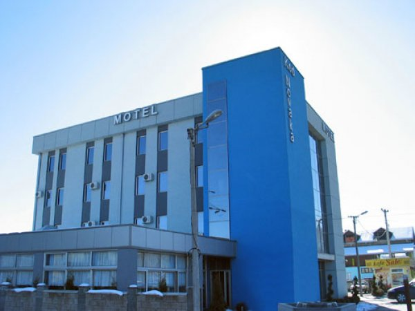 Motel Novak, Zvornik