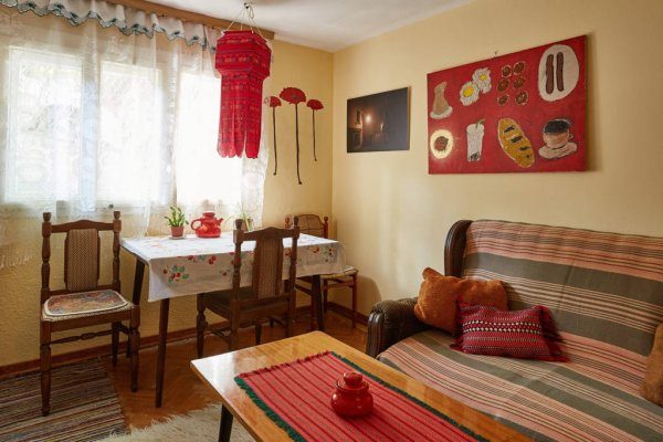 Sirma's House, Skopje