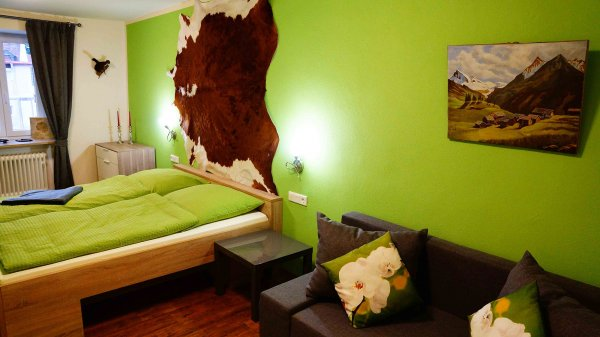 Bavaria City Hostel - Design Hostel, Fusenas