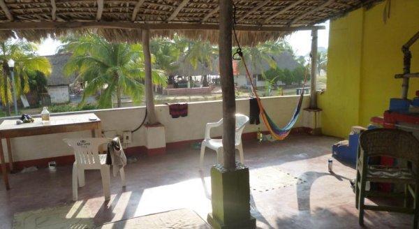 Hotel Hostel Pakololo, Puerto Escondido