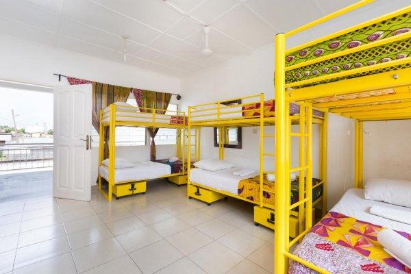 Agoo Hostel, Accra
