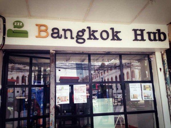 Bangkok Hub, Bangkok