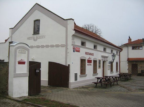 Pension Kastrol, Prag