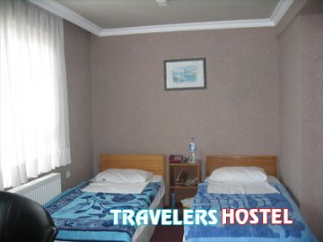 Travelers Hostel, Istanbul