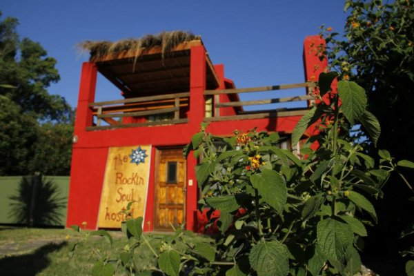 The rockin soul hostel, Punta del Este